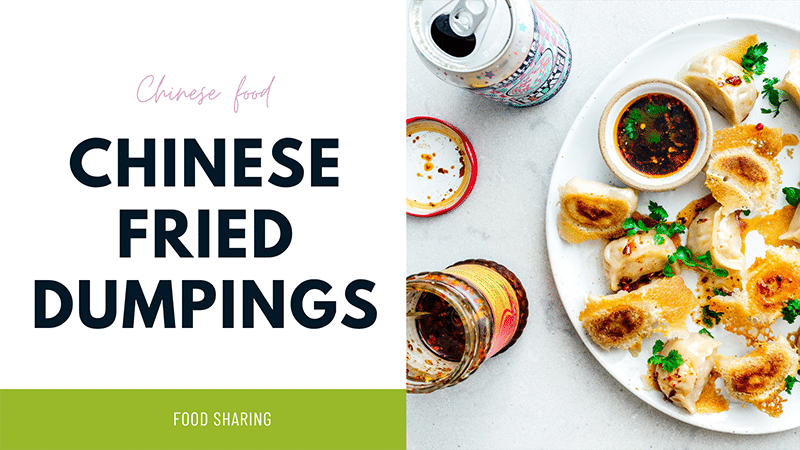 Chinese Fried Dumpings